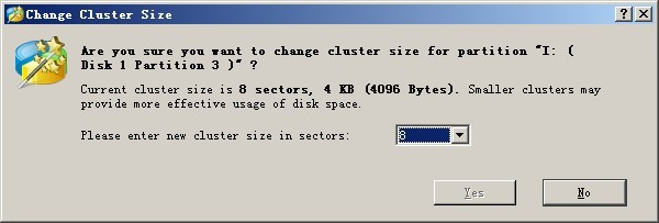 how to change a partition size in windows xp