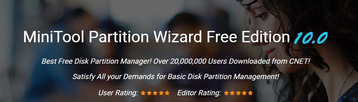 minitool partition wizard 10