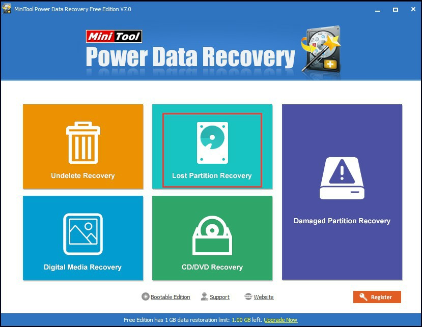 recover data from unallocated hard drive