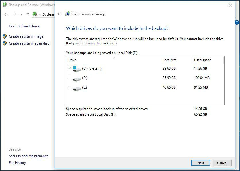 how to run check disk windows 10