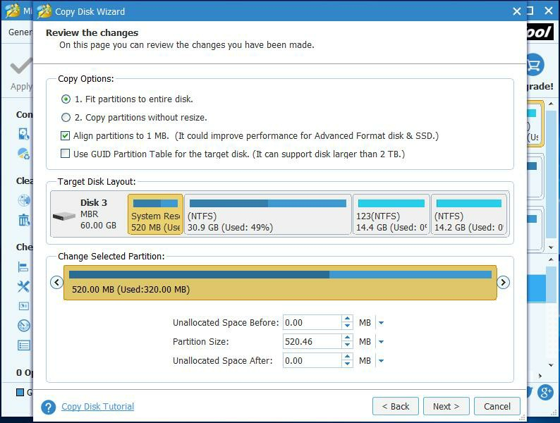 minitool partition wizard free alternative