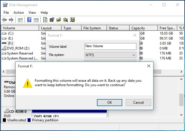 These 3 Ways Helps Format Usb To Ntfs In Windows 10 8 7