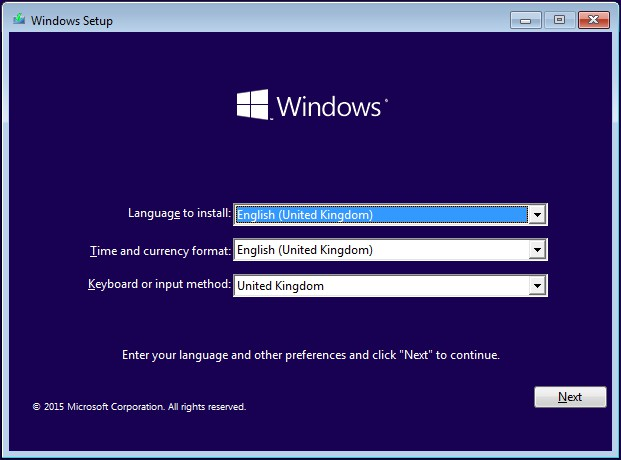 compaq windows 7 recovery disk download free