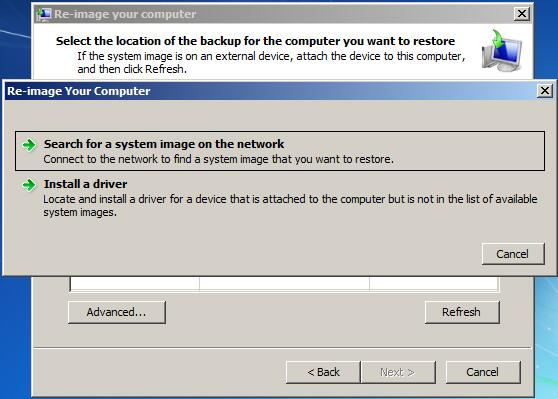 what does it mean to reimage a computer