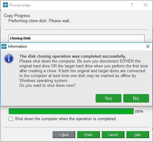 How to Clone a Hard Drive to SSD in Windows 10/8/7?