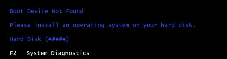 Top 4 Fixes For Boot Device Not Found Issue In Windows 10 8 7
