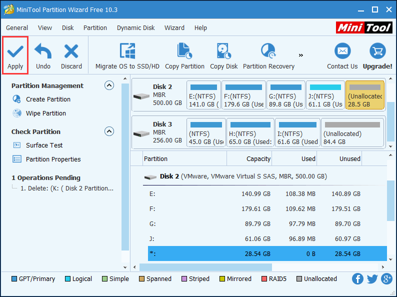 How to Remove Partition Windows 10 with with with a Free Partition Magic fda642