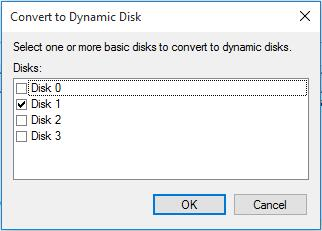 convert to dynamic