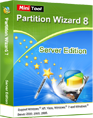 MiniTool® Partition Wizard Server Edition 7.8