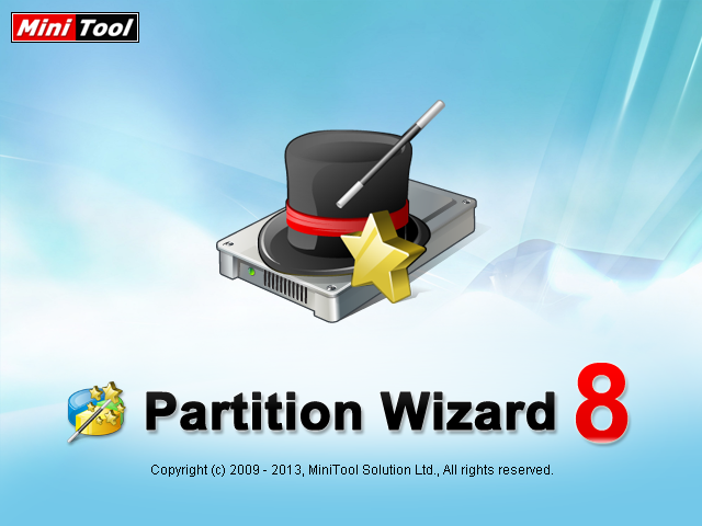 mini partition wizard bootable cd