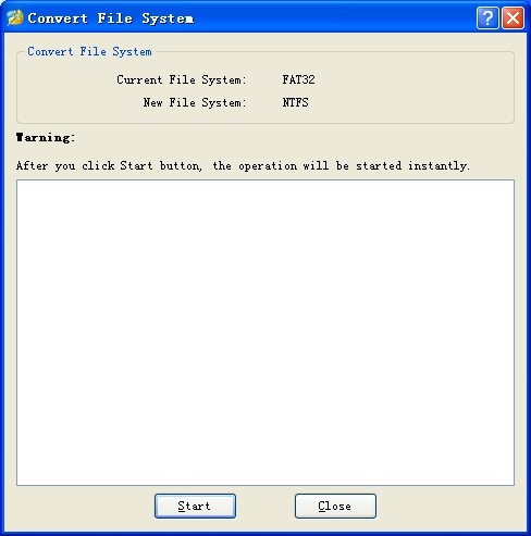 how to convert fat32 to ntfs pen drive