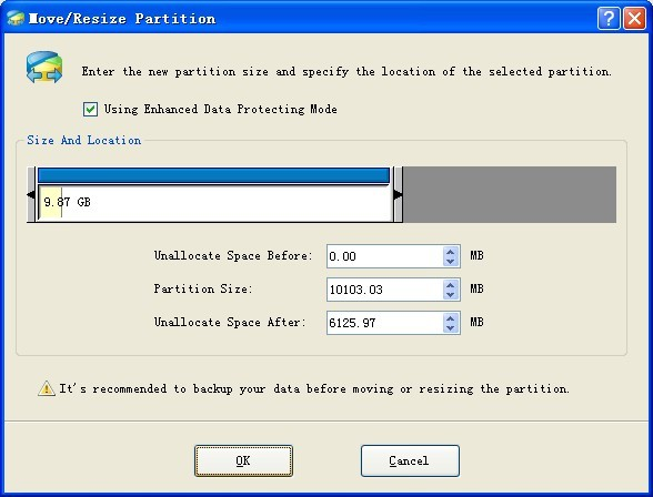 how to delete a partition dos