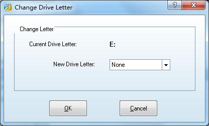 change drive letter how to change drive letter partition software partition 4421