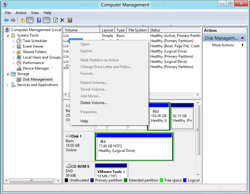 When Can t Change Drive Letter in Partition Manager Try This Solution