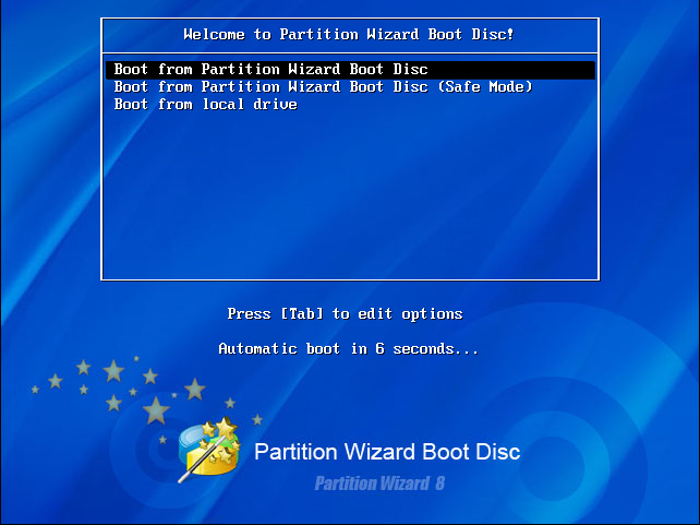 free bootable format tool choose boot mode