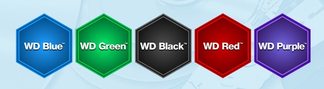 wd series