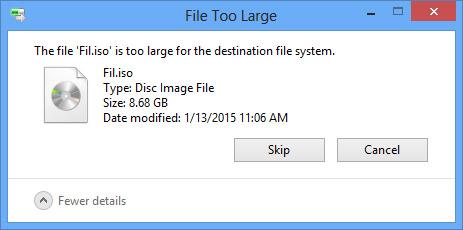 how to delete file is too long