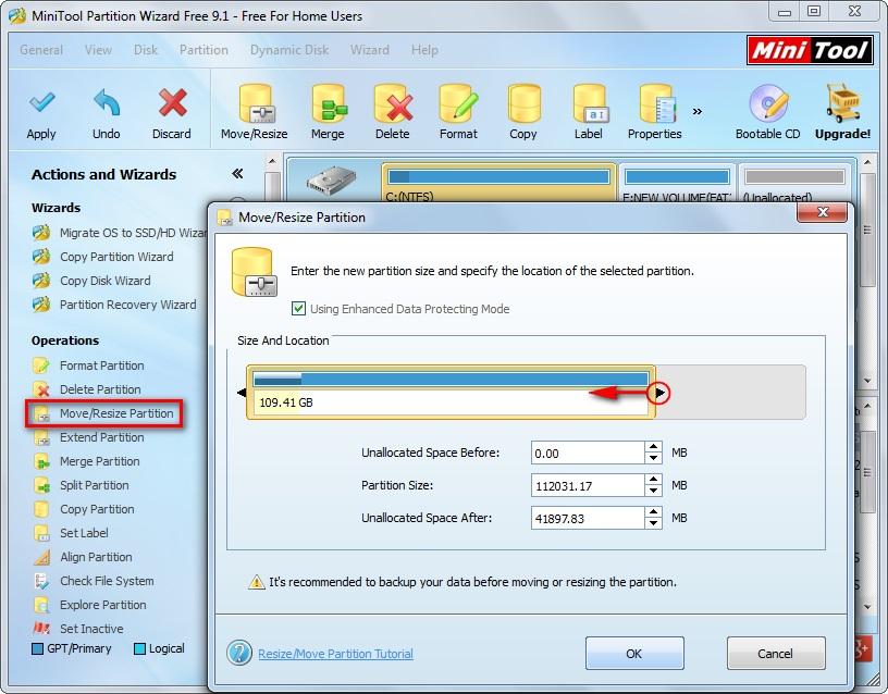 How to Partition a Hard Drive 6