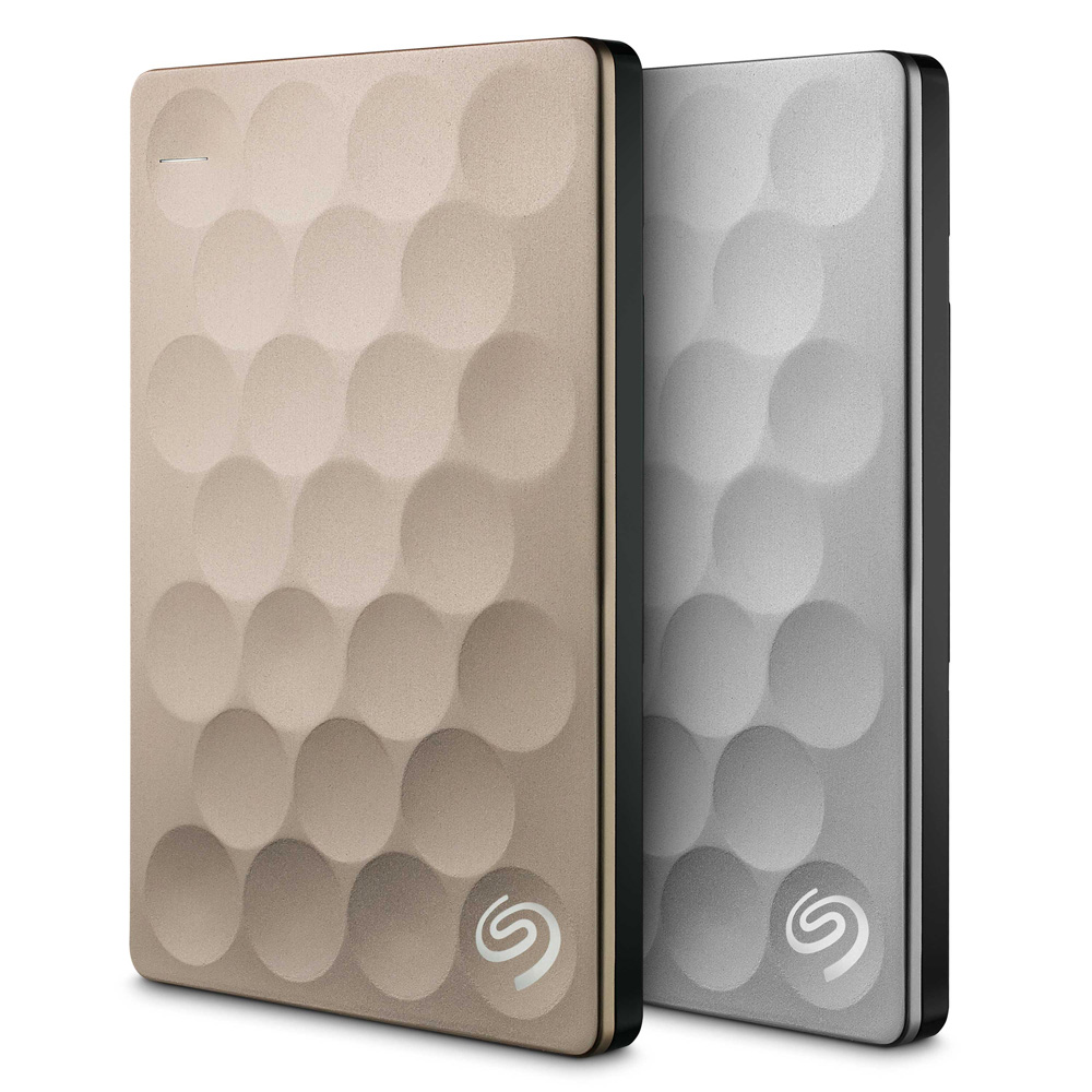 Seagate Launches World's Thinnest 2TB Mobile Hard Drive