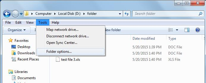 How to protect important data in Windows 5