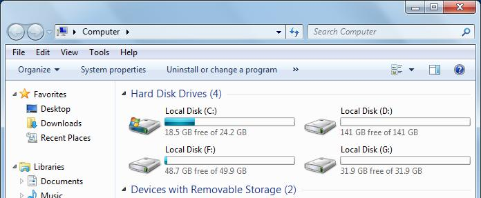 How to protect important data in Windows 7