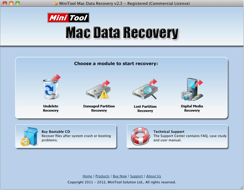 M3 data recovery for mac