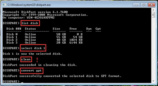 How to Easily Convert GPT to MBR without Data Loss Using ...