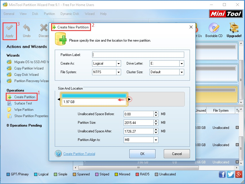 Best Free Partition Tool For Sd Card