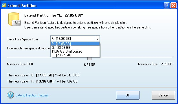 disk manager software free  for windows xp