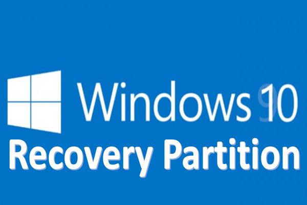 accidentally deleted recovery partition