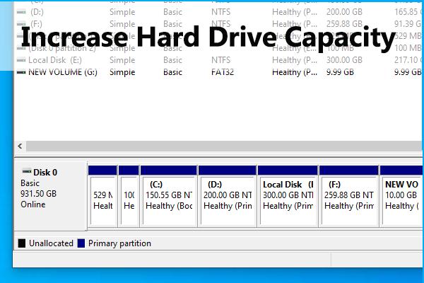 Increase Hard Drive Capacity with Free Disk Cloning Software