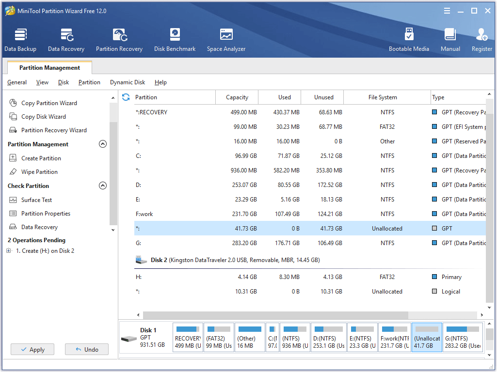 Solved - There Is Not Enough Space Available on the Disk(s