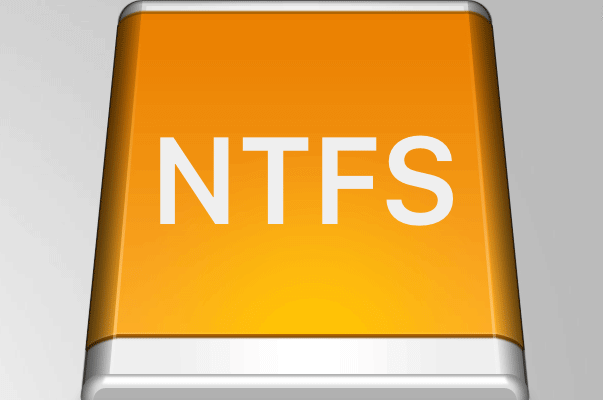 resize NTFS partition