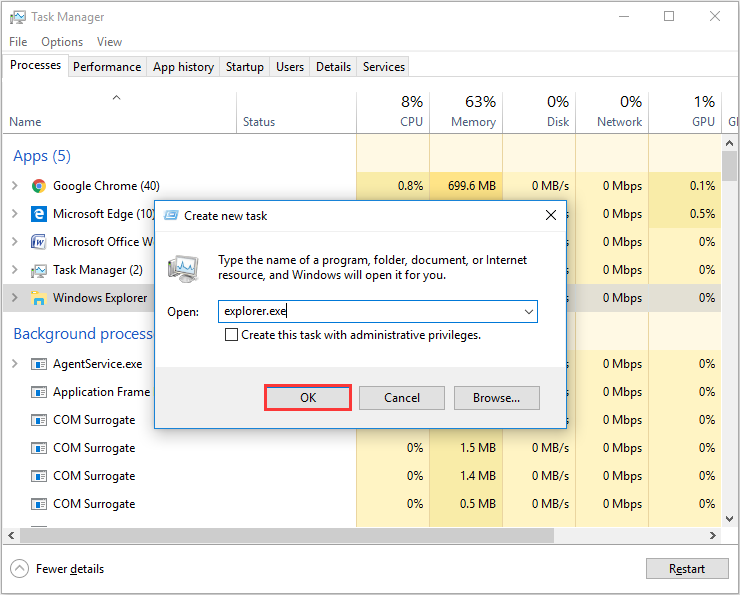 9 Solutions to File Explorer Not Responding Windows 10