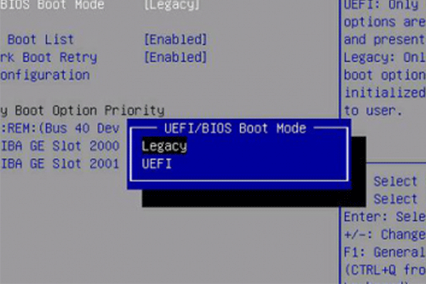 UEFI vs  BIOS – What's the Differences and Which One Is Better