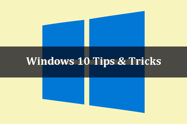 windows 10 tips and tricks thumbnail