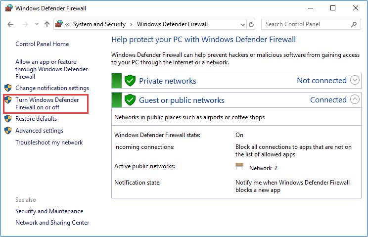 Top 7 Most Effective Methods to Fix Windows 10 Error 0x8007007e