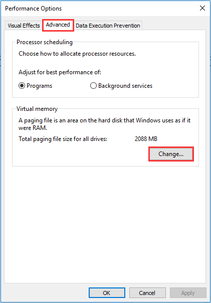 How to Fix: 100% Disk Usage on Windows 10 Task Manager - MiniTool