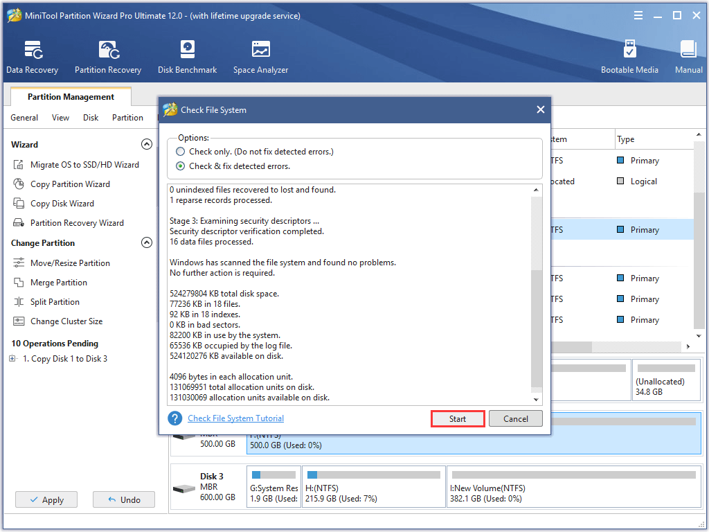 How to Check Hard Drive and Fix the Error? Solutions Are Here!