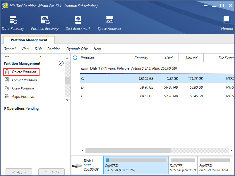 Fixed - Cannot Delete the Active System Partition on This Disk