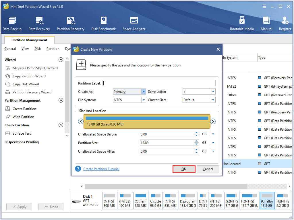 How Do I Create a Partition Using Diskpart - MiniTool