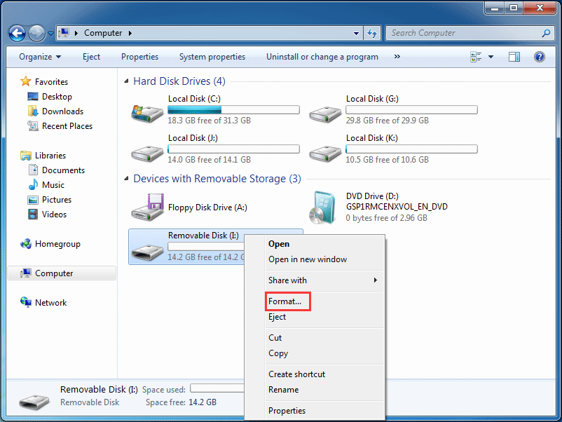 BEST FIX - Flash Drive Says Not Enough Free Space but There Is Plenty
