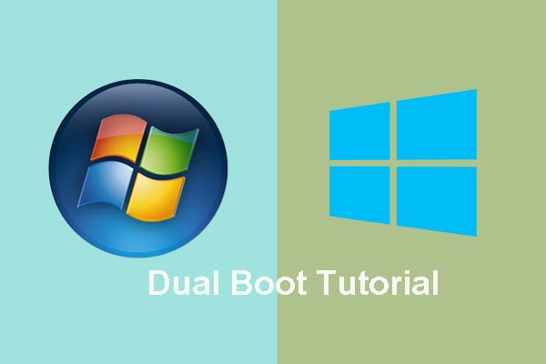 Full Guide to Dual-Boot Windows 7 and 8 no Matter Which Is Pre-installed