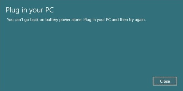 plug in your pc