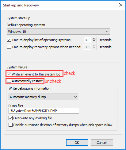 Detailed Steps to Fix Windows 10 Endless Reboot Loop (Update