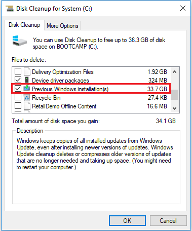 How To Delete Windows Old Folder In Windows 10 2021 Updated