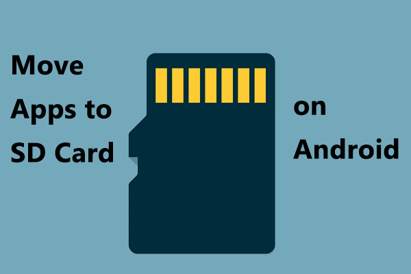 how to move apps to SD card