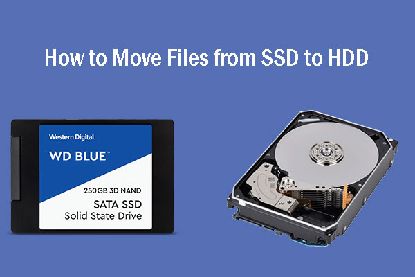 how to move files from ssd to hdd thumbnail