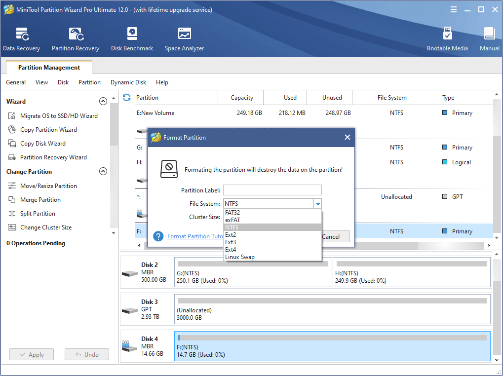 Full Solutions to No Writable Partition Found in WD SmartWare