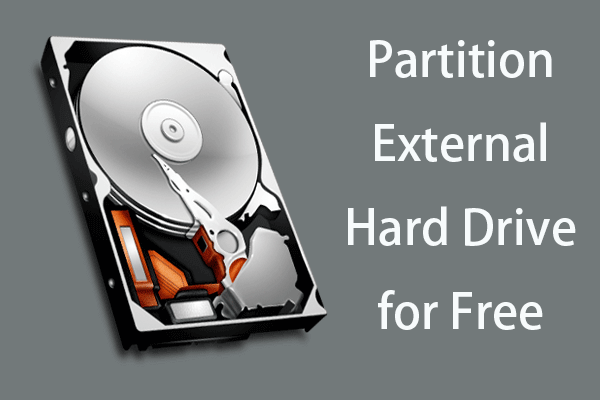 partition external hard drive free thumbnail